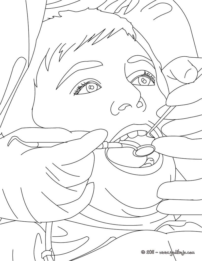 Harta Gracia: Sofía visita al dentista