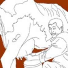 campesino, Dibujos de AGRICULTOR para colorear