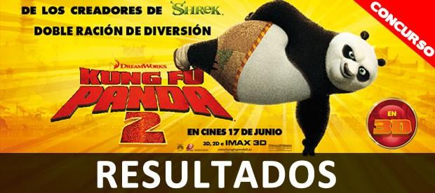 Concurso Kung Fu Panda 2