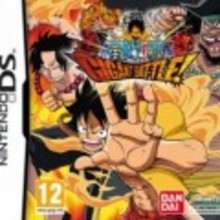 Videojuego ONE PIECE Gigant Battle para Nintendo DS