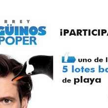 Juegos y Regalos para ti con el Sr Popper y sus pingüinos - Juegos divertidos - Juegos, concursos y sorteos