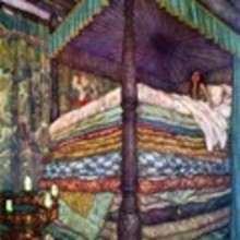 La princesa y el frijol - Lecturas Infantiles - Cuentos infantiles - Cuentos clásicos - Los cuentos de Andersen