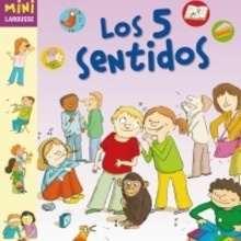 Libro : Los 5 sentidos