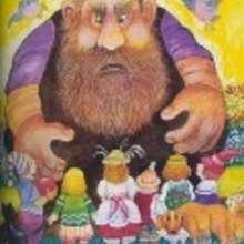 El jóven gigante - Lecturas Infantiles - Cuentos infantiles - Cuentos clásicos - Los cuentos de Grimm