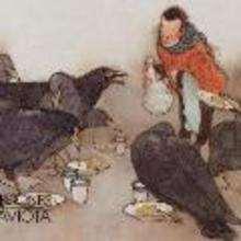 Cuento : Los siete cuervos