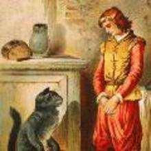 Cuento : El pobre mozo molinero y la gatita