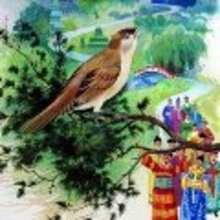 El Ruiseñor - Lecturas Infantiles - Cuentos infantiles - Cuentos clásicos - Los cuentos de Andersen