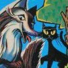 La zorra y el gato