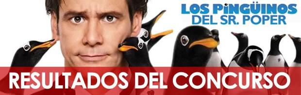 Juegos y Regalos para ti con el Sr Popper y sus pingüinos