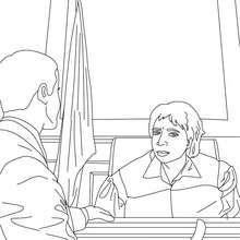 un abogado y un juez