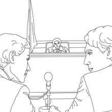 abogado con su cliente