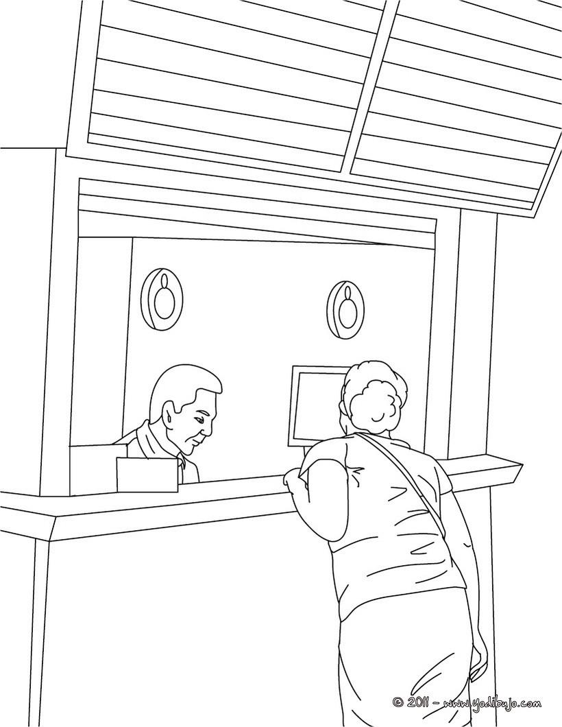 Tren : Dibujos para Colorear, Videos y Tutoriales, Lecturas ...