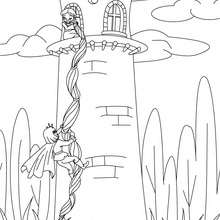 hansel si gretel coloring pages - photo#38