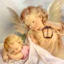 El ángel - Lecturas Infantiles - Cuentos infantiles - Cuentos clásicos - Los cuentos de Andersen