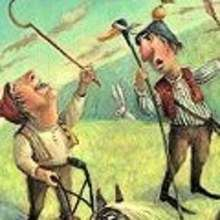 Colás el chico y Colás el grande - Lecturas Infantiles - Cuentos infantiles - Cuentos clásicos - Los cuentos de Andersen