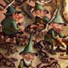 Los Enanos Magicos - Lecturas Infantiles - Cuentos infantiles - Cuentos clásicos - Los cuentos de Grimm