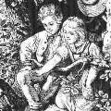 Hermanito y Hermanita - Lecturas Infantiles - Cuentos infantiles - Cuentos clásicos - Los cuentos de Grimm