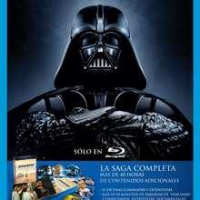 La Saga Star Wars ya a la venta en DVD y Blu Ray