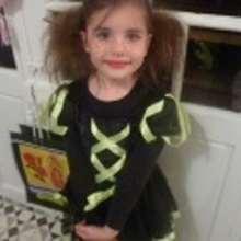 Disfraz de Bruja para Halloween - Manualidades para niños - HALLOWEEN manualidades - Disfraces para HALLOWEEN