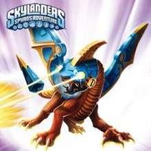 Rompecabezas de DROBOT Skylanders - Juegos divertidos - ROMPECABEZAS INFANTILES - Rompecabezas SKYLANDERS Spyro's Adventure