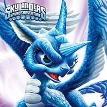 Puzzle en línea : Puzzle de WHIRLWIND de Skylanders