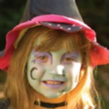 Manualidad infantil : Maquillaje de BRUJA VERDE para Halloween