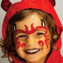 Manualidad infantil : Maquillaje de DIABLITO