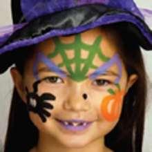 Manualidad infantil : Maquillaje de BRUJA FASHIONISTA para Halloween