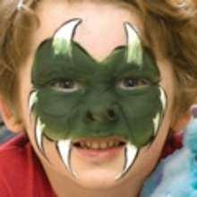 Maquillaje de MONSTRUO VERDE para Halloween - Manualidades para niños - MAQUILLAJE para niños - Maquillajes para HALLOWEEN