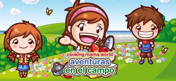 COOKING MAMA WORLD - AVENTURAS EN EL CAMPO