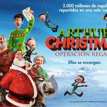 Arthur Christmas: Operación regalo - NOTICIAS DEL DÍA