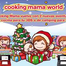 Cooking Mama World, aventuras en el campo y cooking mama 4