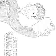 Dibujo para colorear : ARTHUR, hijo de Santa Claus