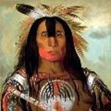 NATIVOS AMERICANOS - Dibujos para colorear PERSONAJES - Dibujos para Colorear y Pintar