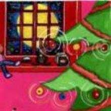 imagen infantil Navidad ARBOL DE NAVIDAD - Dibujar Dibujos - Imagenes para niños - Imagenes infantiles NAVIDAD