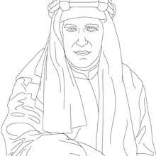 T.E LAWRENCE DE ARABIA
