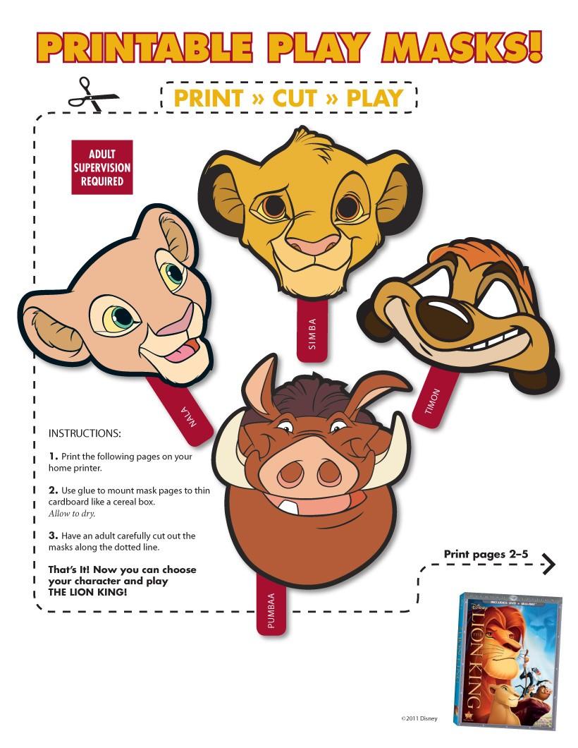 mascara leon