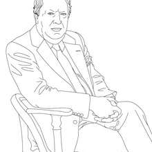 Primer Ministro EDWARD HEATH