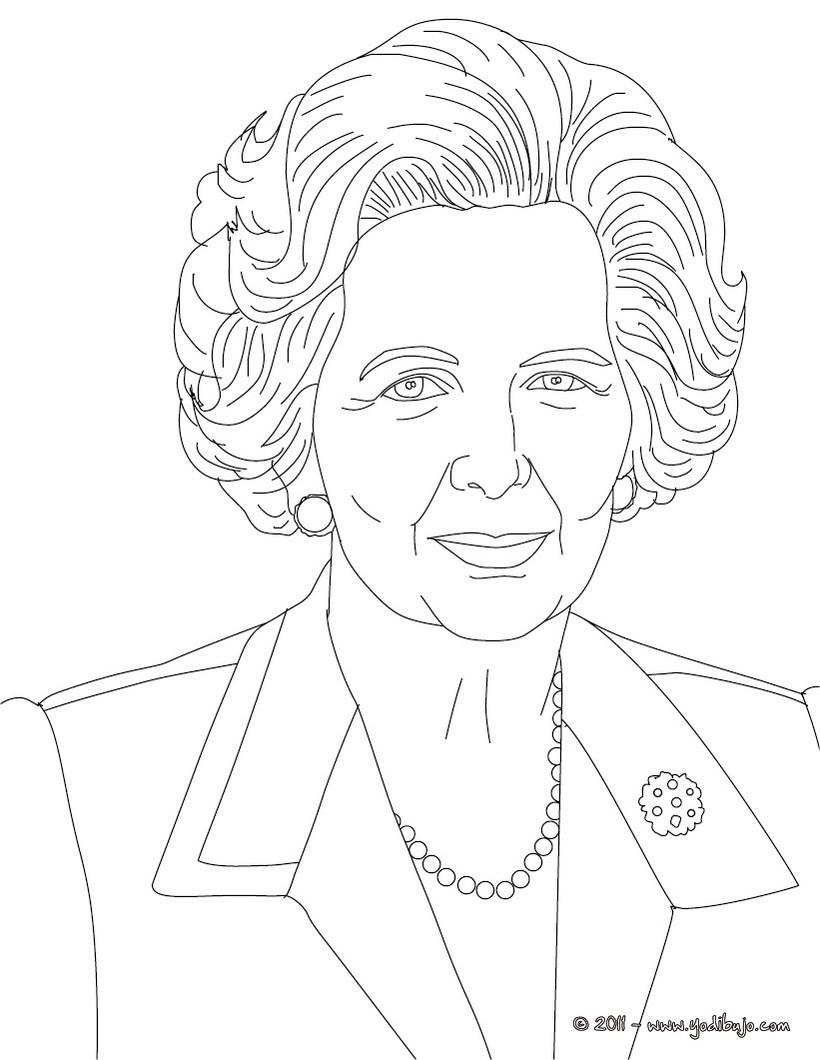 BRITÁNICOS famosos para colorear - Dibujos para colorear - Imprime ...