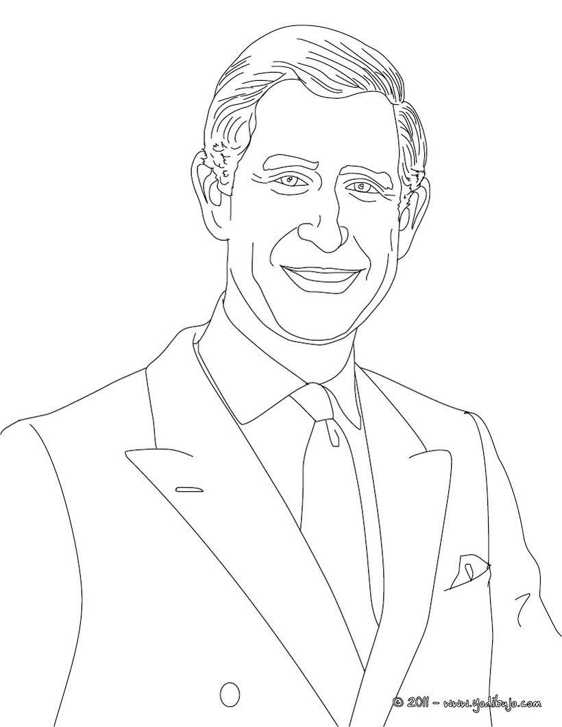 charles searles coloring pages - photo#34