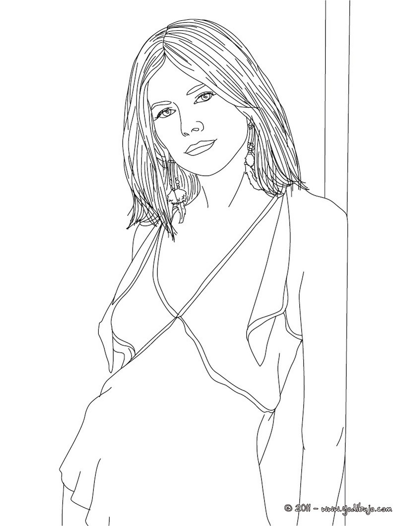 Dibujos para colorear los beatles - es.hellokids.com