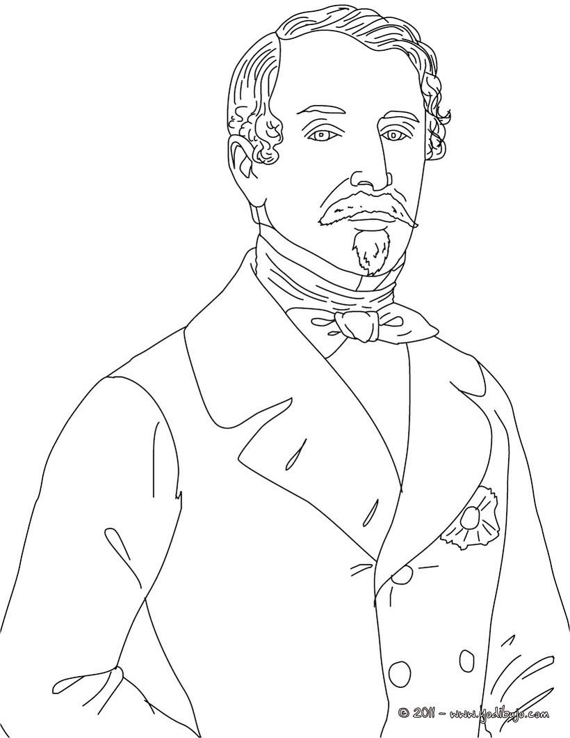 Napoleon para imprimir - Imageneitor