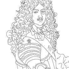 REY LUIS XIV el