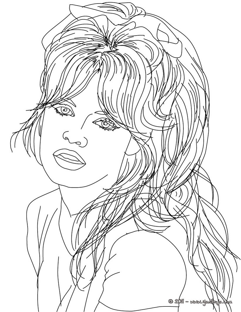 Fifth Harmony Coloring Pages By