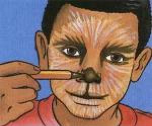 Maquillaje GATO para niños