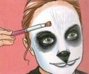 Maquillaje PANDA