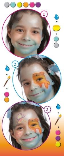 Maquillaje PEZ