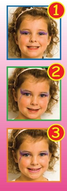 Maquillaje OJOS DE HADA