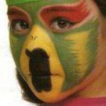 Maquillaje LORO - Manualidades para niños - MAQUILLAJE para niños - Maquillaje ANIMALES