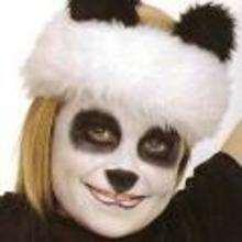 Arte manual : Maquillaje PANDA